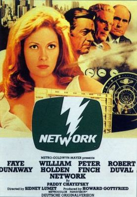Network movie poster (1976) poster MOV_c65e581a