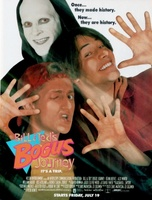 Bill & Ted's Bogus Journey movie poster (1991) picture MOV_c66a1438