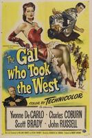 The Gal Who Took the West movie poster (1949) picture MOV_c66e5b63