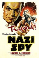 Confessions of a Nazi Spy movie poster (1939) picture MOV_c66f706d