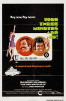 Your Three Minutes Are Up movie poster (1973) picture MOV_c678b9be