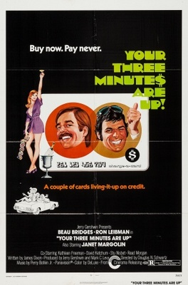 Your Three Minutes Are Up movie poster (1973) poster MOV_c678b9be