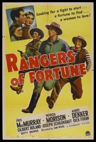 Rangers of Fortune movie poster (1940) picture MOV_c67a92a6