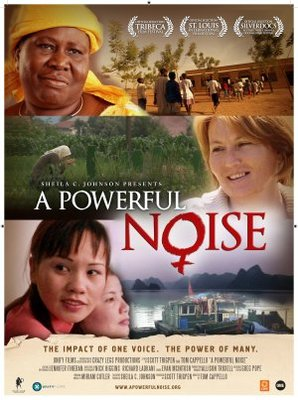 A Powerful Noise movie poster (2008) poster MOV_c6813191