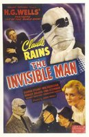The Invisible Man movie poster (1933) picture MOV_c682428b