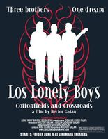 Los Lonely Boys: Cottonfields and Crossroads movie poster (2006) picture MOV_c68418e1