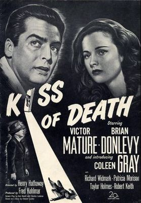 Kiss of Death movie poster (1947) poster MOV_c68618fd