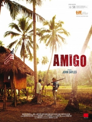 Amigo movie poster (2010) poster MOV_c69b443a