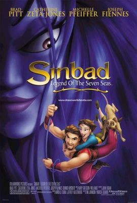 Sinbad movie poster (2003) poster MOV_c69bc05e