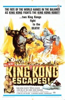 King Kong Escapes movie poster (1967) picture MOV_c6a6d3aa
