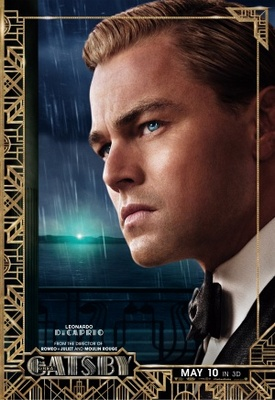 The Great Gatsby movie poster (2012) poster MOV_c6a7d3a7