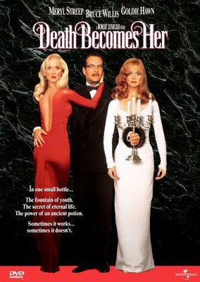 Death Becomes Her movie poster (1992) poster MOV_c6b40f89