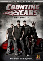 Counting Cars movie poster (2012) picture MOV_c6b9c35e