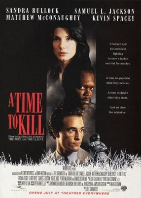A Time to Kill movie poster (1996) poster MOV_c6ba2a00