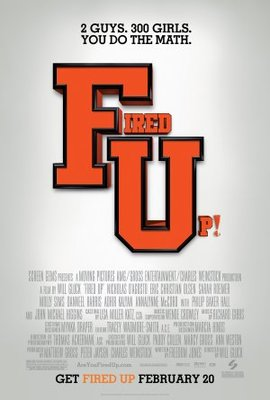 Fired Up movie poster (2009) poster MOV_c6bd0354