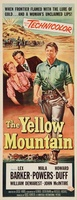 The Yellow Mountain movie poster (1954) picture MOV_c6c4b19a