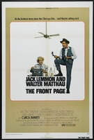 The Front Page movie poster (1974) picture MOV_c6c71285