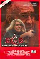 KGB: The Secret War movie poster (1985) picture MOV_c6d5621e