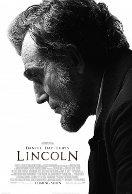 Lincoln movie poster (2012) poster MOV_c6db03c2