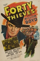 Forty Thieves movie poster (1944) picture MOV_c6e2ac79