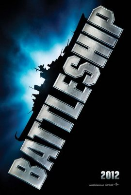 Battleship movie poster (2012) poster MOV_c6e37131