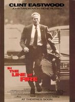 In The Line Of Fire movie poster (1993) picture MOV_c6e89d72
