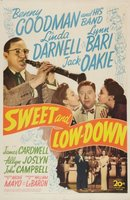 Sweet and Low-Down movie poster (1944) picture MOV_c6f326db