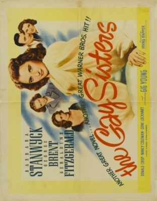 The Gay Sisters movie poster (1942) poster MOV_c6fb8d82