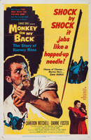 Monkey on My Back movie poster (1957) picture MOV_c6qwikan