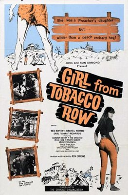 The Girl from Tobacco Row movie poster (1966) poster MOV_c7006732