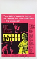 Psycho movie poster (1960) picture MOV_c704fc90