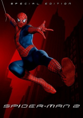 Spider-Man 2 movie poster (2004) poster MOV_c708ef2d
