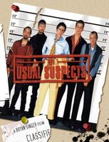 The Usual Suspects movie poster (1995) picture MOV_c70a03b8