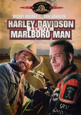 Harley Davidson and the Marlboro Man movie poster (1991) poster MOV_c70c5ef4