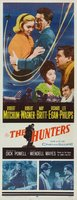The Hunters movie poster (1958) picture MOV_c70cfd7e