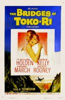 The Bridges at Toko-Ri movie poster (1955) picture MOV_c70e079b