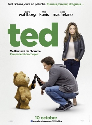 Ted movie poster (2012) poster MOV_c713acdf