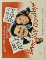 Never Say Goodbye movie poster (1946) picture MOV_c71db64d