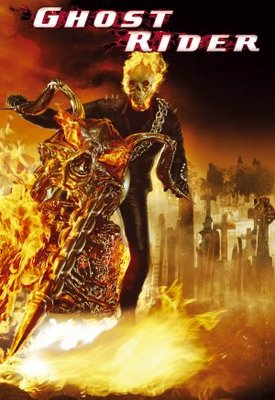 Ghost Rider movie poster (2007) poster MOV_c724b6ea
