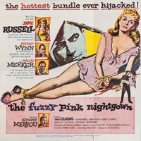 The Fuzzy Pink Nightgown movie poster (1957) picture MOV_c72d8425
