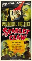 The Scarlet Claw movie poster (1944) picture MOV_c72ee389