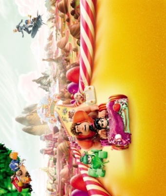 Wreck-It Ralph movie poster (2012) poster MOV_c7390b16