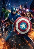The Avengers movie poster (2012) picture MOV_c73f38e5