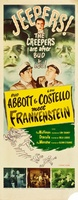 Bud Abbott Lou Costello Meet Frankenstein movie poster (1948) picture MOV_c740fba4