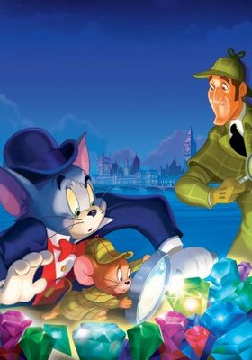 Tom and Jerry Meet Sherlock Holmes movie poster (2010) poster MOV_c74201a3