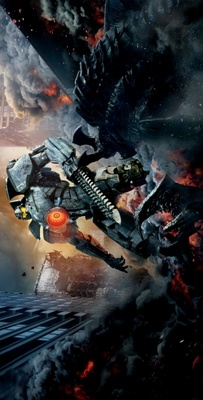 Pacific Rim movie poster (2013) poster MOV_c7429195