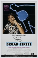 Give My Regards to Broad Street movie poster (1984) picture MOV_c74c7b4c