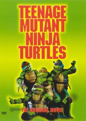 Teenage Mutant Ninja Turtles movie poster (1990) poster MOV_c74e4dbd