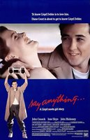 Say Anything... movie poster (1989) picture MOV_c7532977