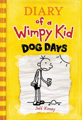 Diary of a Wimpy Kid: Dog Days movie poster (2012) poster MOV_c7672c61
